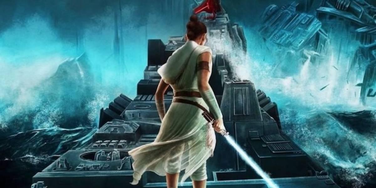 Por esto Star Wars 'The Rise of Skylwalker' afectaría a personas con epilepsia