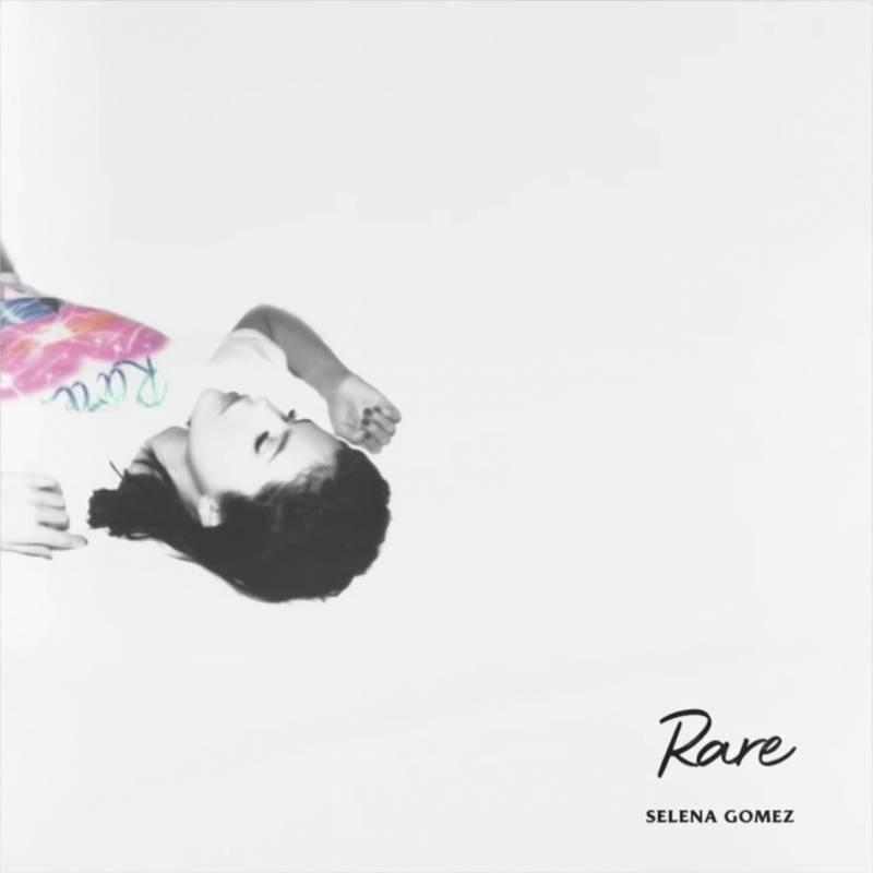 Selena Gomez - Rare (capa)
