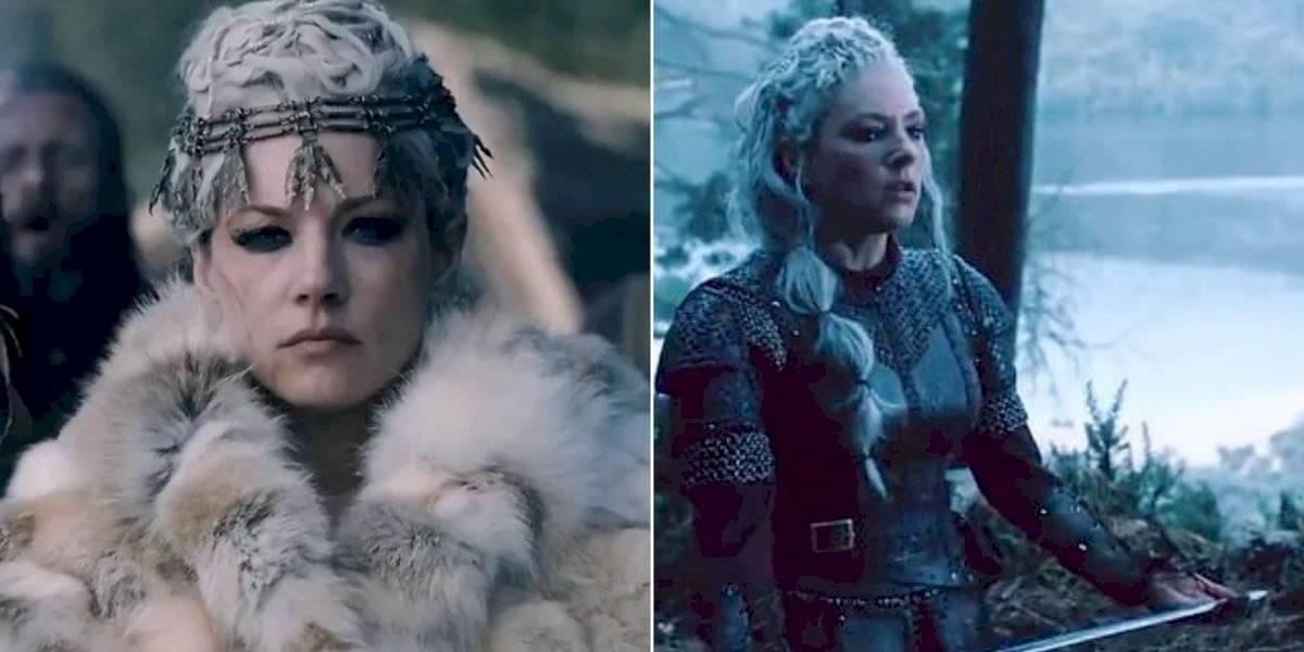 Vikings: A razão que faz Lagertha desenterrar sua espada na 6ª temporada