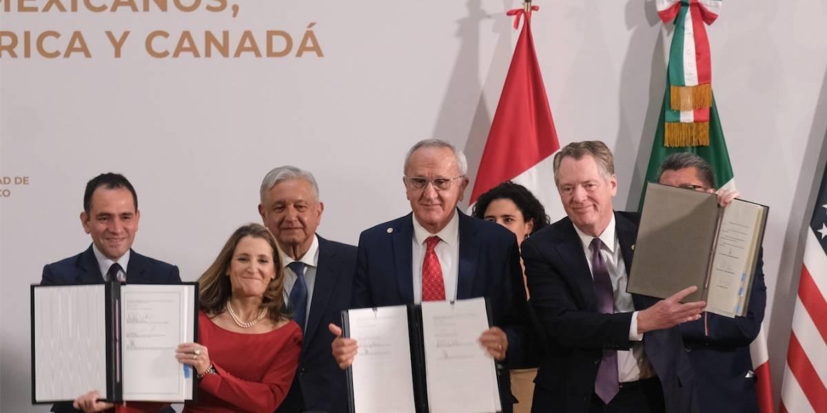 México gana certeza comercial, pero arriesga 40% del PIB con nuevo T-MEC