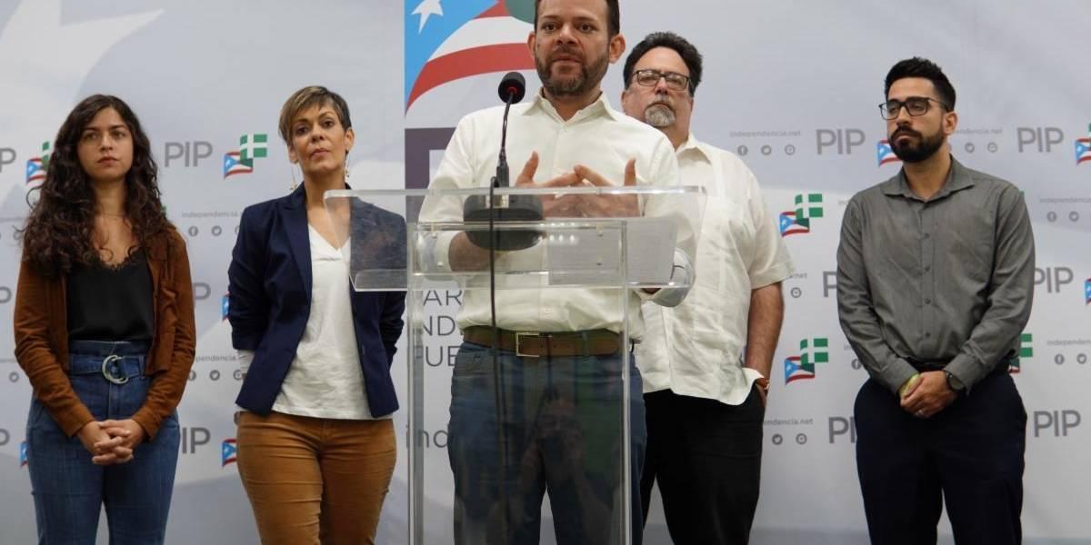 Adrián González Costa presenta su programa de gobierno para San Juan