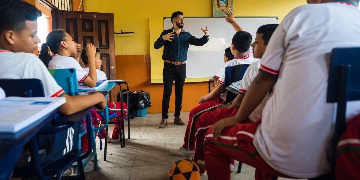 Enseña Ecuador abre inscripciones para docentes voluntarios