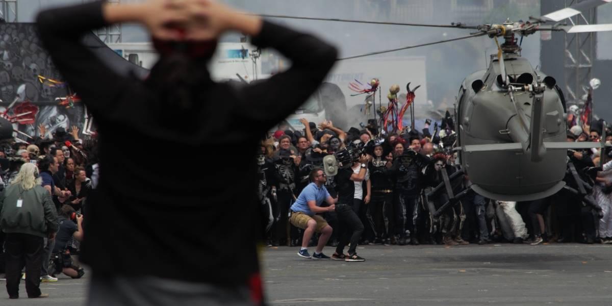 Vecinos de CDMX abren frente contra filmes y series por ruidosas