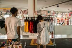 Bazar da ONG Turma do Bem