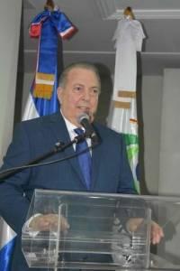 Ministro de Cultura, Arq. Eduardo Selman