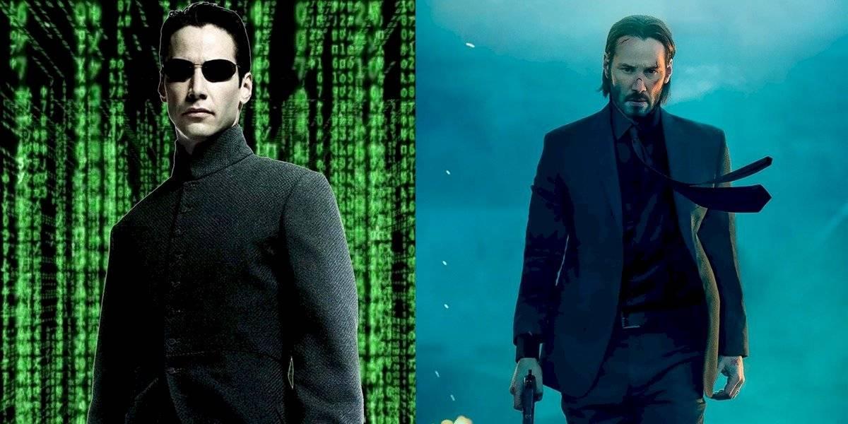 ¿Por qué se estrena John Wick y Matrix 4 la misma fecha (21 de mayo del 2021)?
