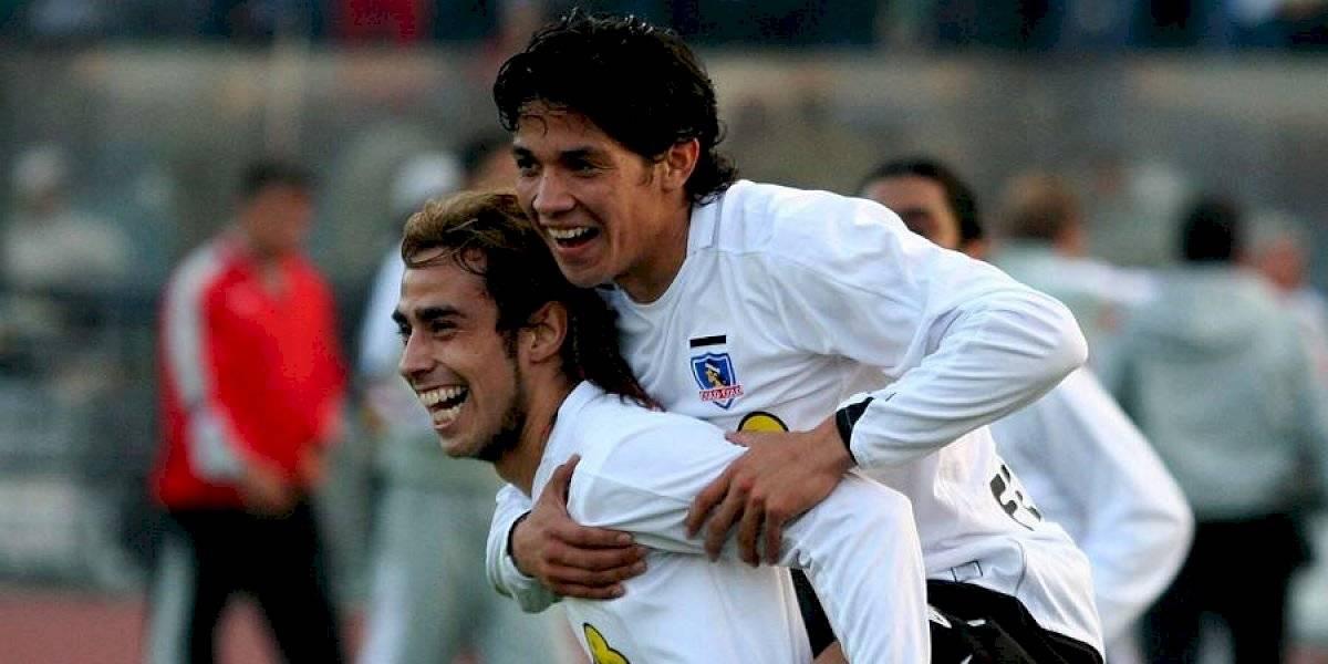 """Miguel Riffo sobre el posible reencuentro de Valdivia y Fernández en Colo Colo: """"Yo pagaría una entrada por verlos jugar juntos"""""""