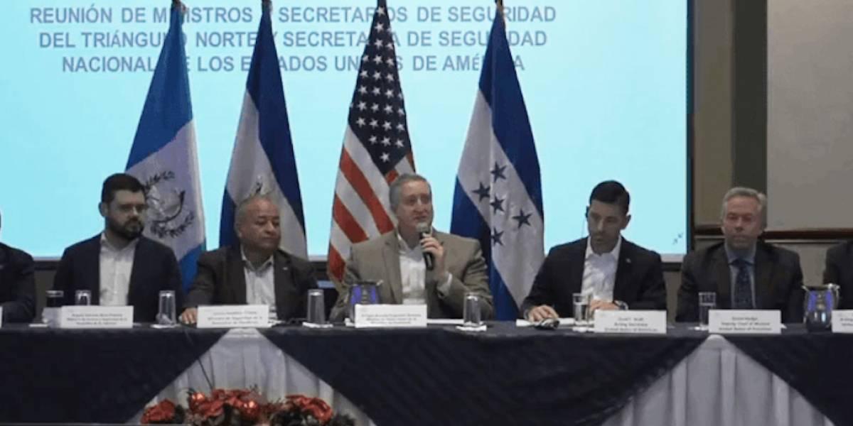 Degenhart: Acciones en la región buscan atacar estructuras criminales y no a los migrantes