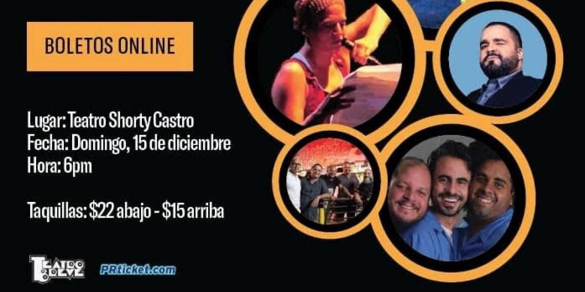 Comedia y Plena en apoyo al Centro de Periodismo Investigativo