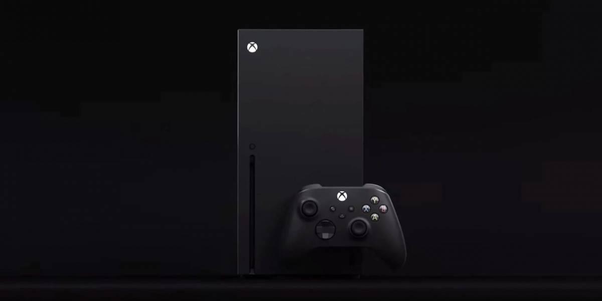 Xbox Series X muestra por fin su apariencia y es bastante grande