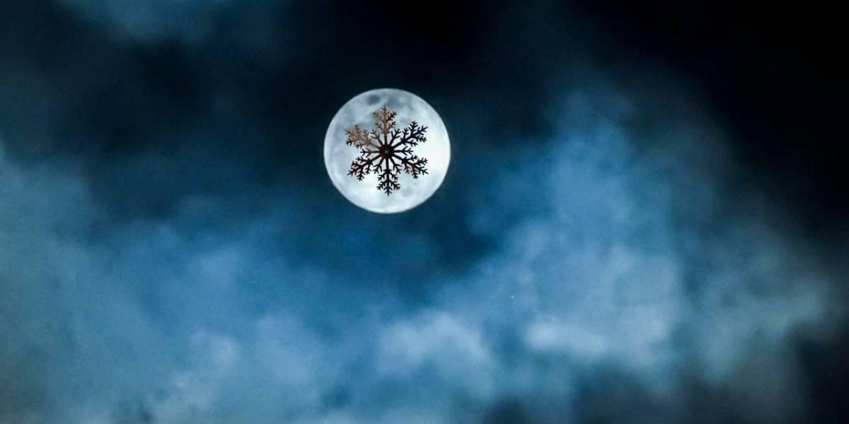 Espacio: Te decimos el significado de la Luna Fría