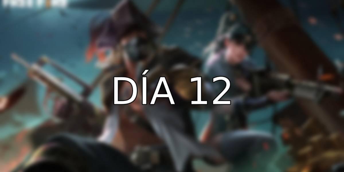 Free Fire: Te decimos donde encontrar el tesoro pirata del día 12