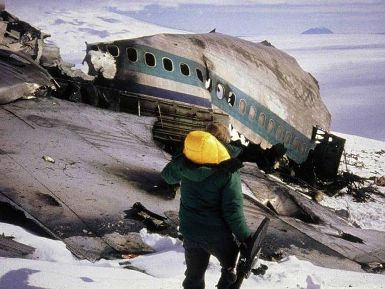 Antártida: los accidentes ocurridos por el extremo clima del Mar de Drake