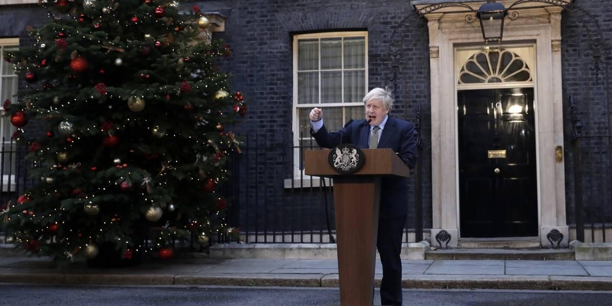 Tras triunfo de Johnson, UE espera una vía rápida al Brexit