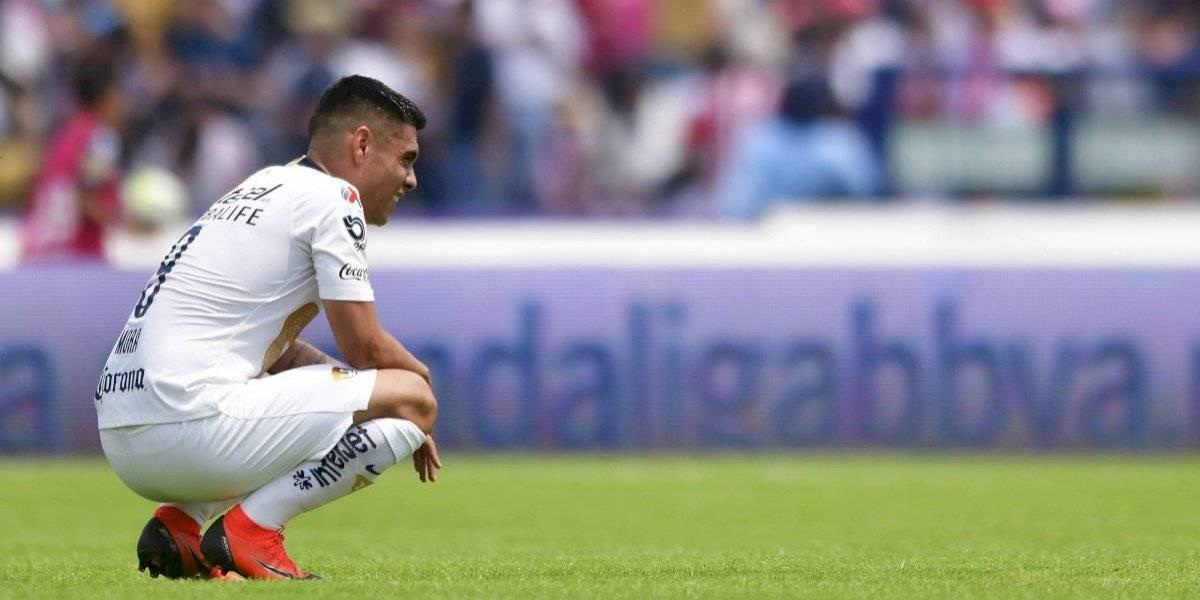 """Pumas le abre una puerta gigante a los clubes chilenos tras """"borrar"""" a Felipe Mora y Martín Rodríguez"""