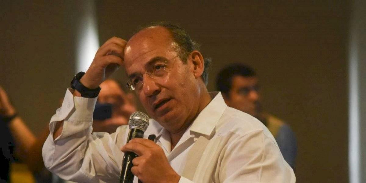 No tenía conocimiento de las acusaciones contra García Luna: Calderón
