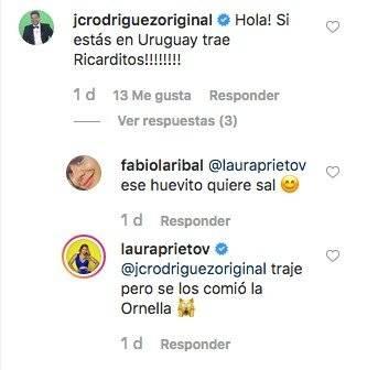 Laura Prieto y Julio César Rodríguez