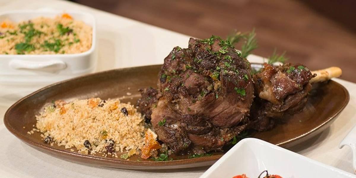 MasterChef: veja receita de cordeiro recheado com farofa do chef Vitor Bourguignon