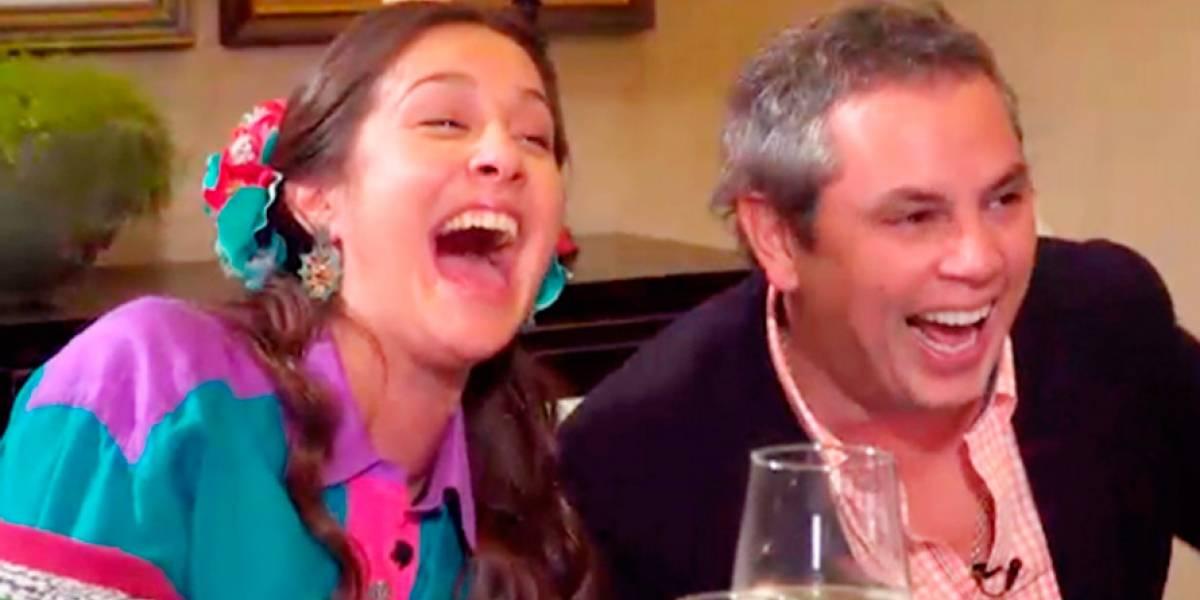 """Terapia de risa"": el gracioso registro que dejó el primer recital de Denise Rosenthal en el Movistar Arena"