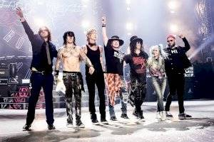 Diez años después, Guns N' Roses regresa a la capital de los ecuatorianos