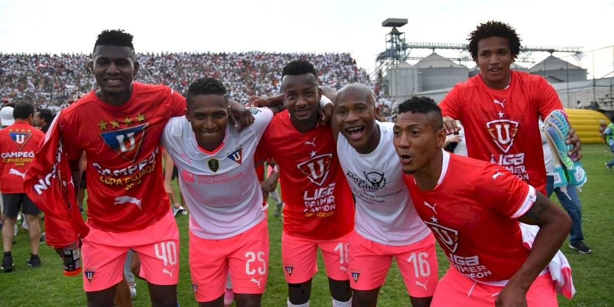 Andres Chicaiza y Jefferson Orejuela no continúan en Liga de Quito