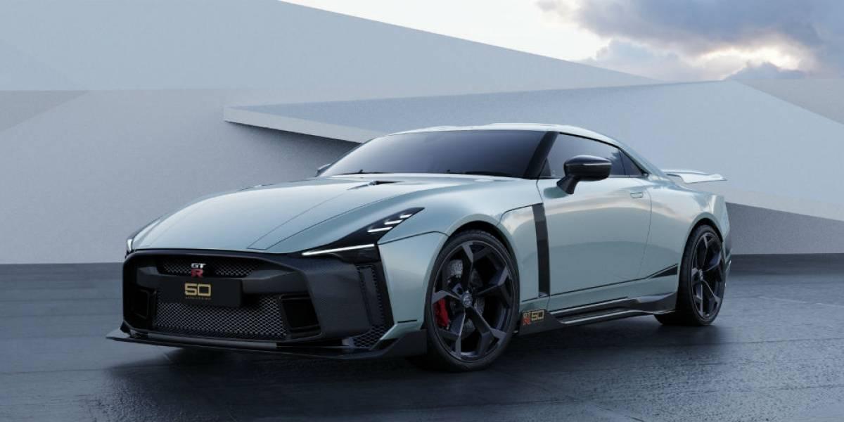 Fanáticos de Nissan expectantes por las entrega del GT-R50 a finales de 2020