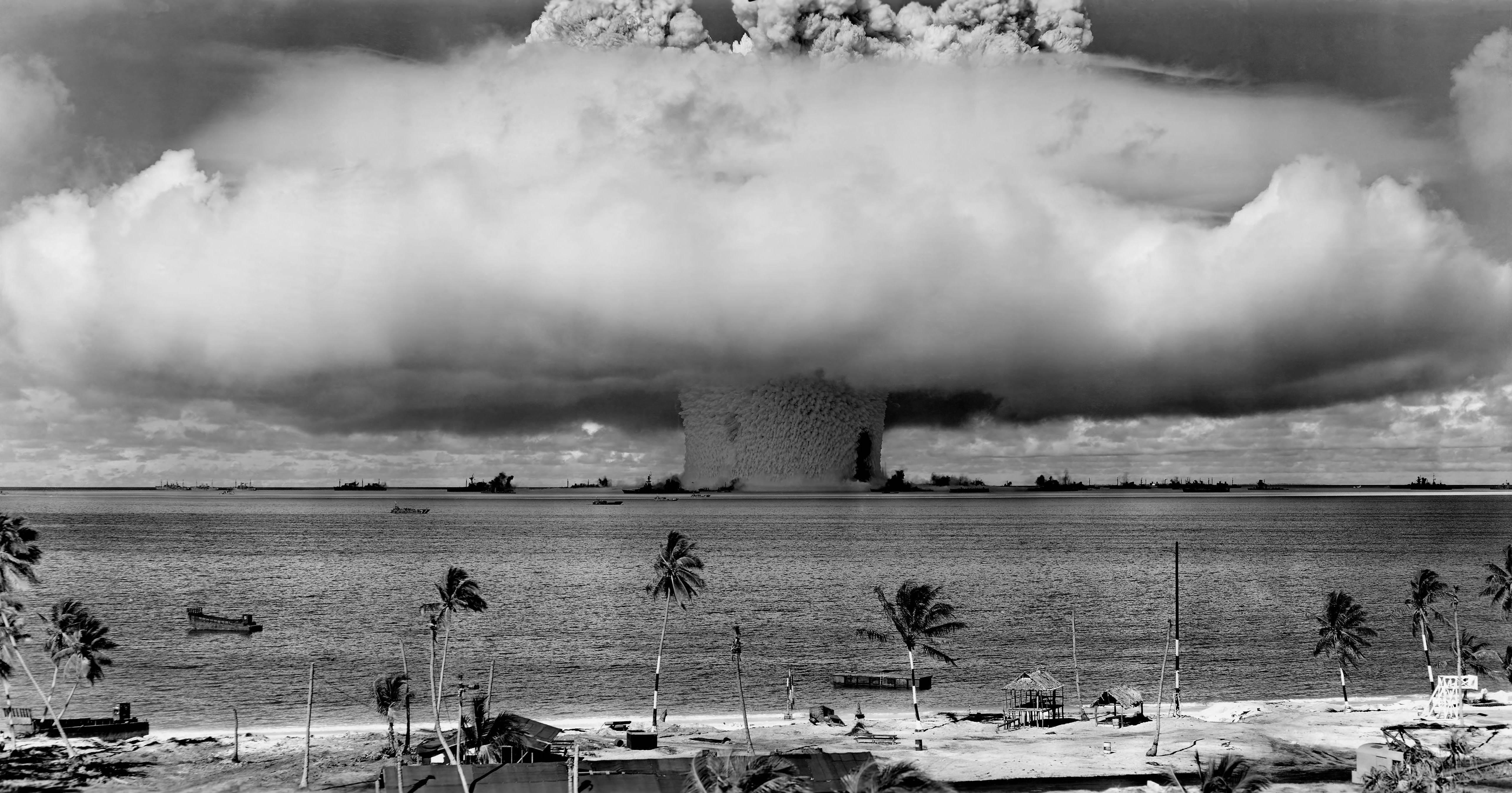 ¿Nuevo Chernóbil? Investigación demuestra que Islas Marshall tienen altos índices de radiación