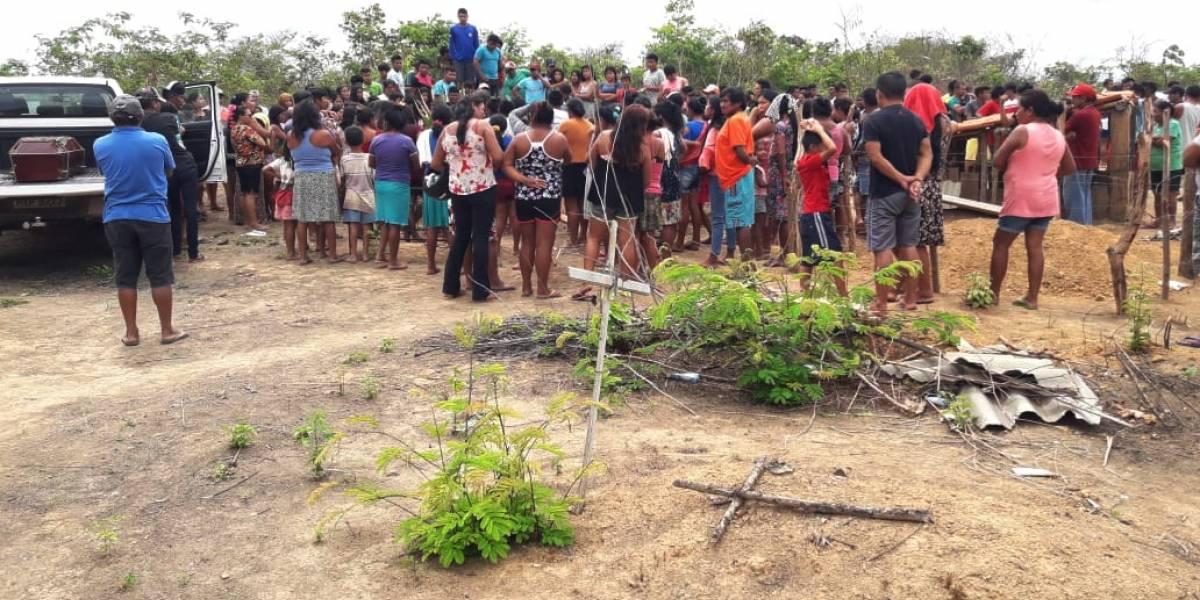 Quatro são presos acusados da morte de índio Guajajara