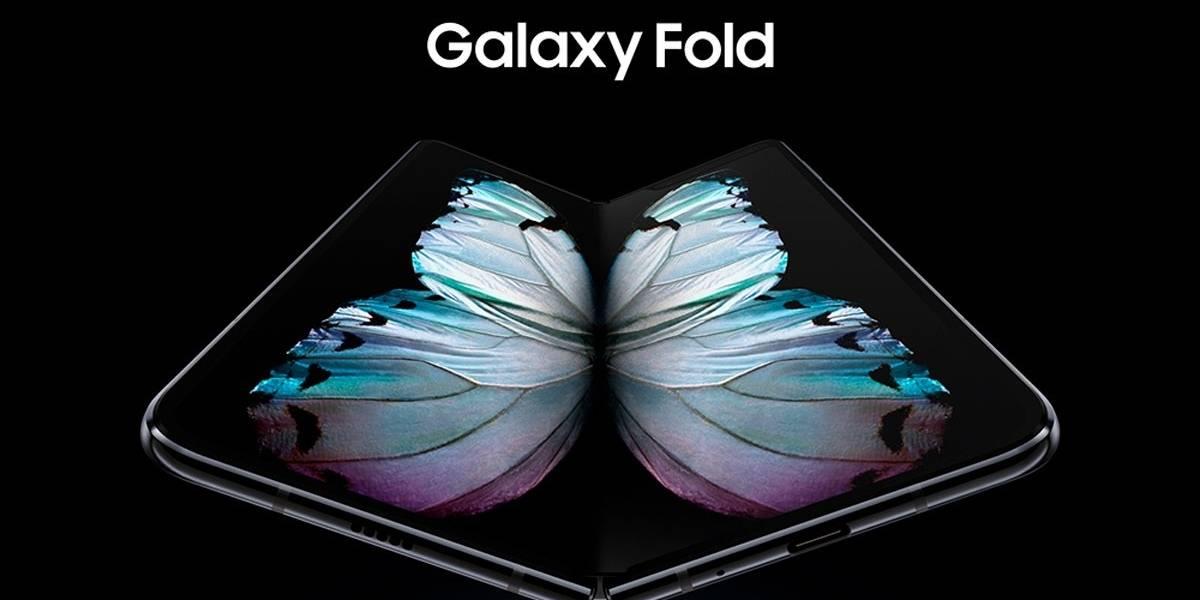 ¡Por fin! El celular plegable Galaxy Fold llega a Chile este mes