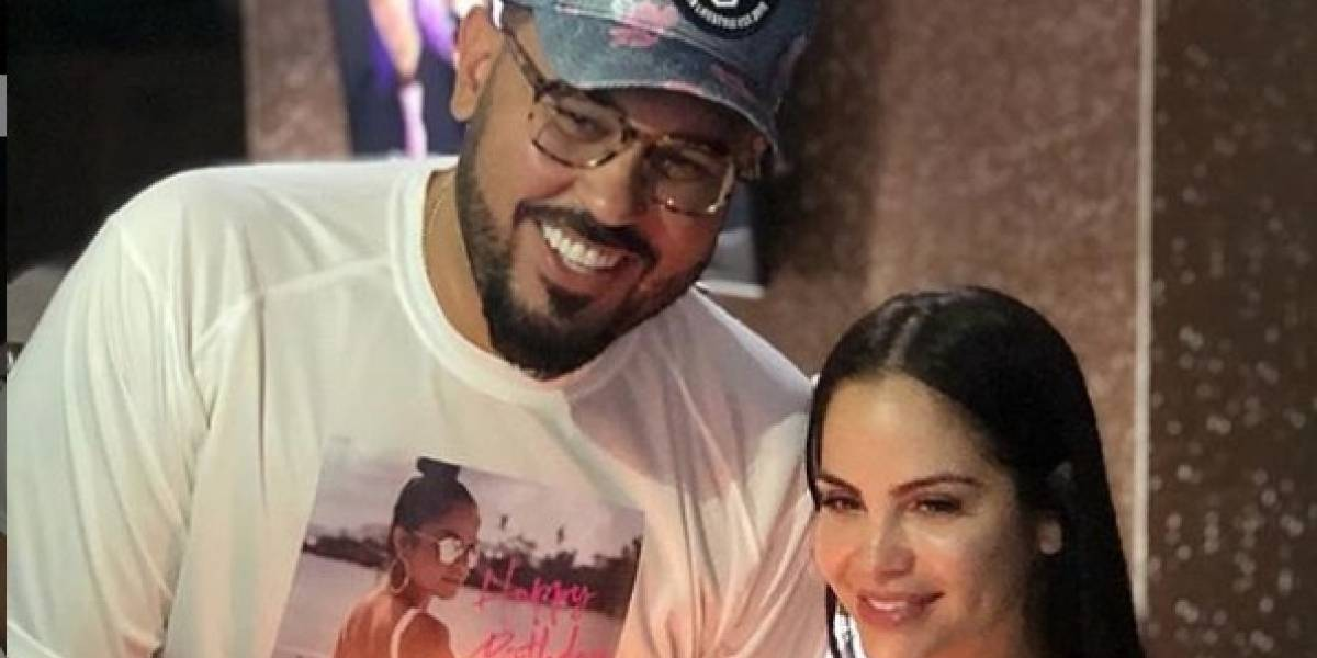 Kobbo Santarrosa confronta a Raphy Pina en concierto de Daddy Yankee