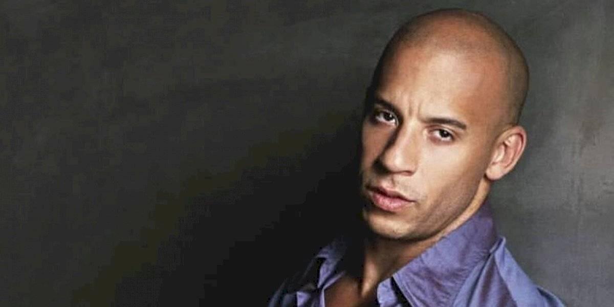 "Vin Diesel enlouquece fãs com nu musculoso e ""banana"""