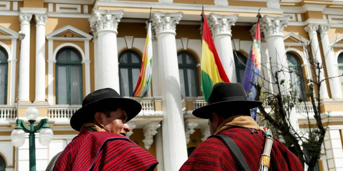 Evo Morales insiste en que no hubo fraude en Bolivia