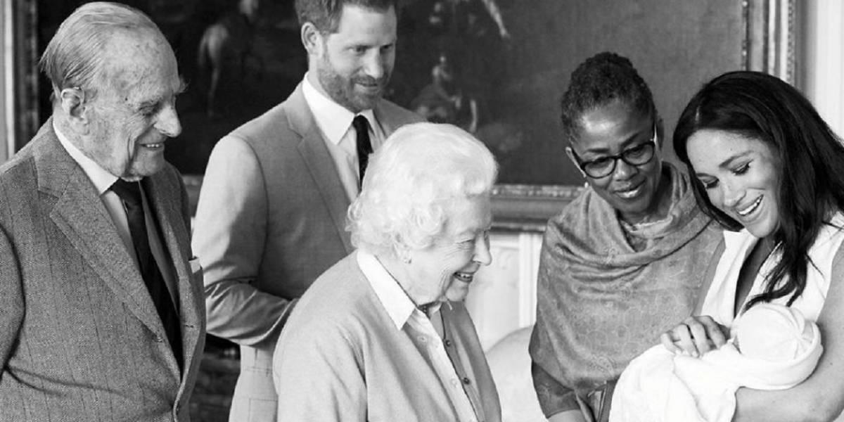Estas son las fotos más tiernas del Archie Harrinson, el bebé de los Duques de Sussex