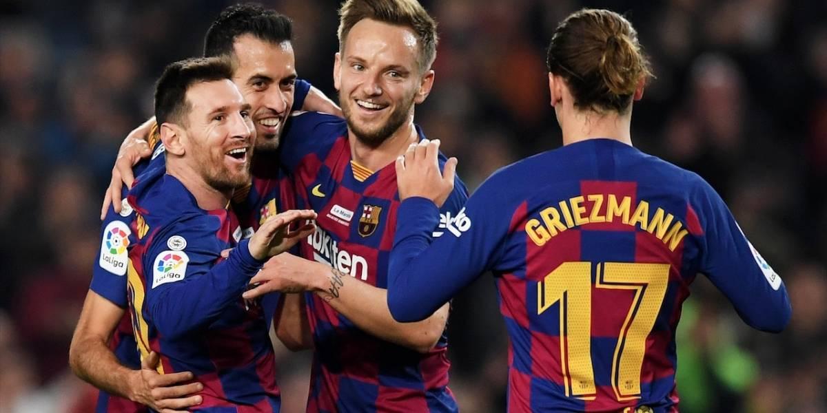 Real Sociedad vs. Barcelona: dura prueba para los blaugranas previo a El Clásico