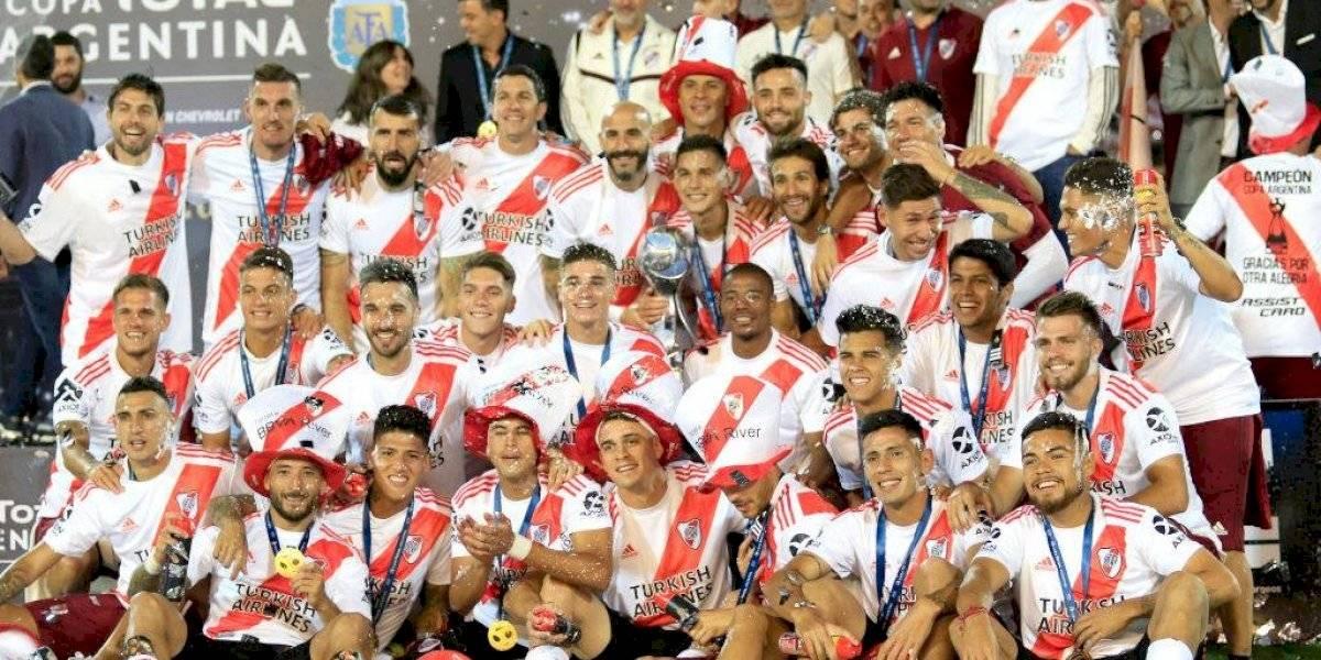 River Plate y Paulo Díaz ganaron la Copa Argentina y clasificaron a la fase de grupos de la Copa Libertadores 2020