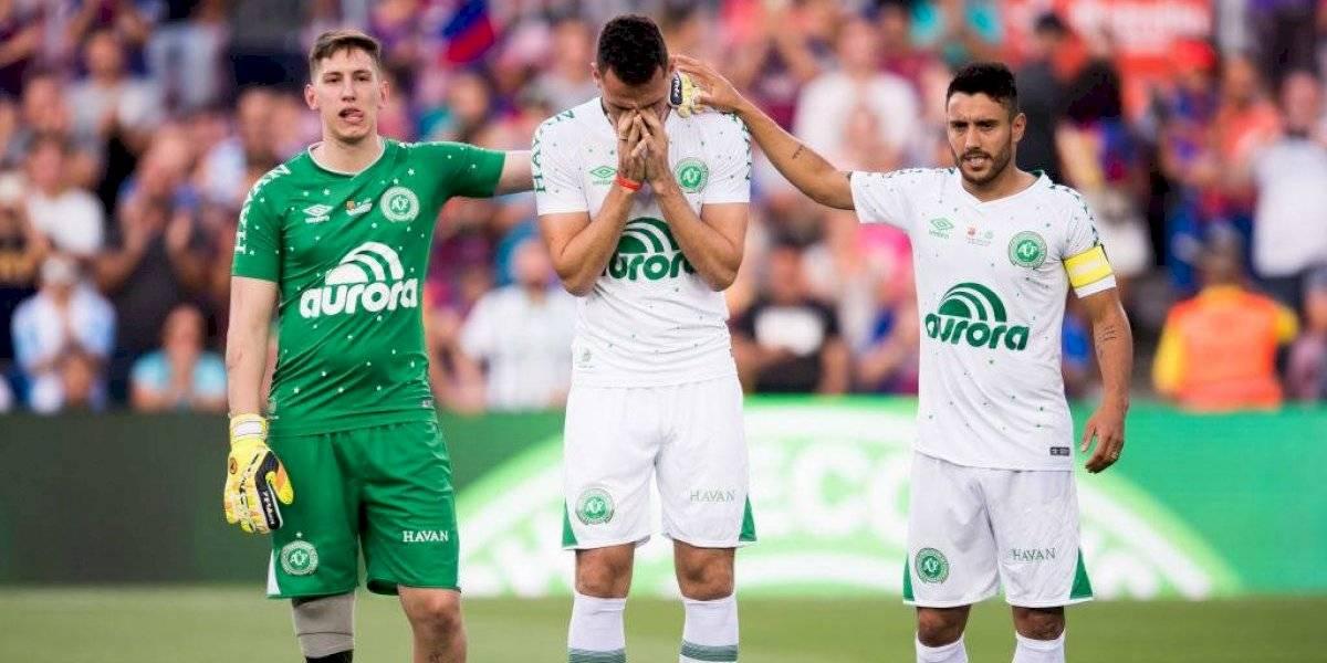 """""""No aguantaba más, el dolor era mayor"""": Sobreviviente de la tragedia del Chapecoense anunció su retiro del fútbol"""