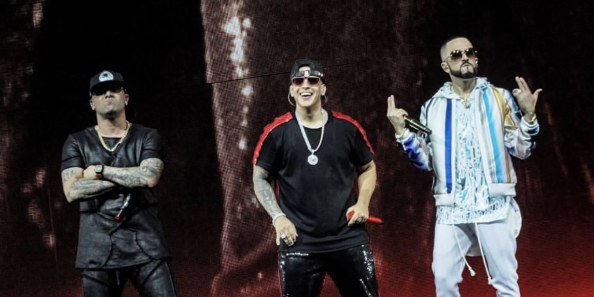 Daddy Yankee celebra las mejores Navidades en casa