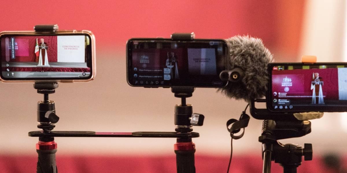 Acaparan matutinas de AMLO falsos periodistas, youtubers y ejecutivos de ventas