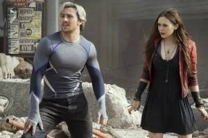 Quicksilver y Wanda