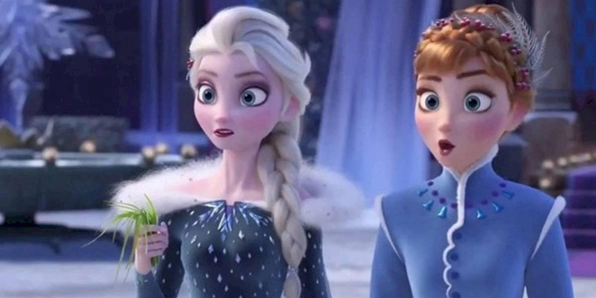 """¿Por qué la campaña de difusión de """"Frozen 2"""" desató un escándalo en Japón?"""