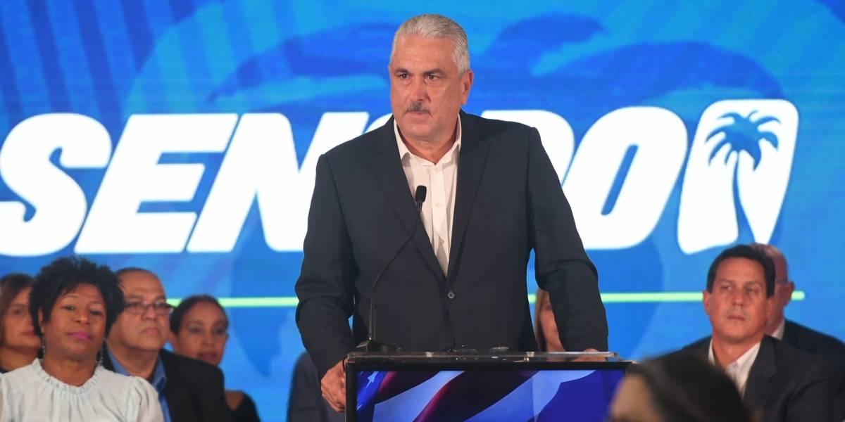 """Thomas Rivera Schatz va """"pa' lante"""" con plebiscito estadidad sí o no"""