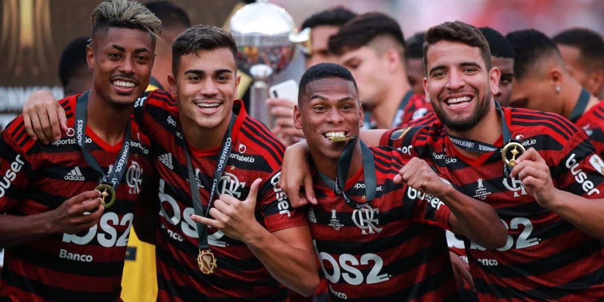 Aseguran que Bruno Henrique dio positivo en un control antidoping