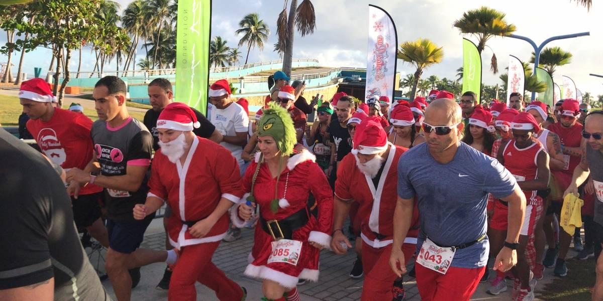 """Regresa el """"Santa's Run 5K"""" en su segunda edición"""