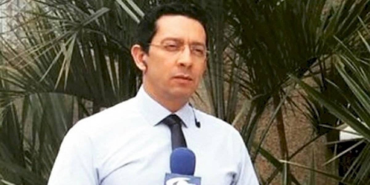 Se casó periodista de Noticias Caracol sin que casi nadie se diera cuenta