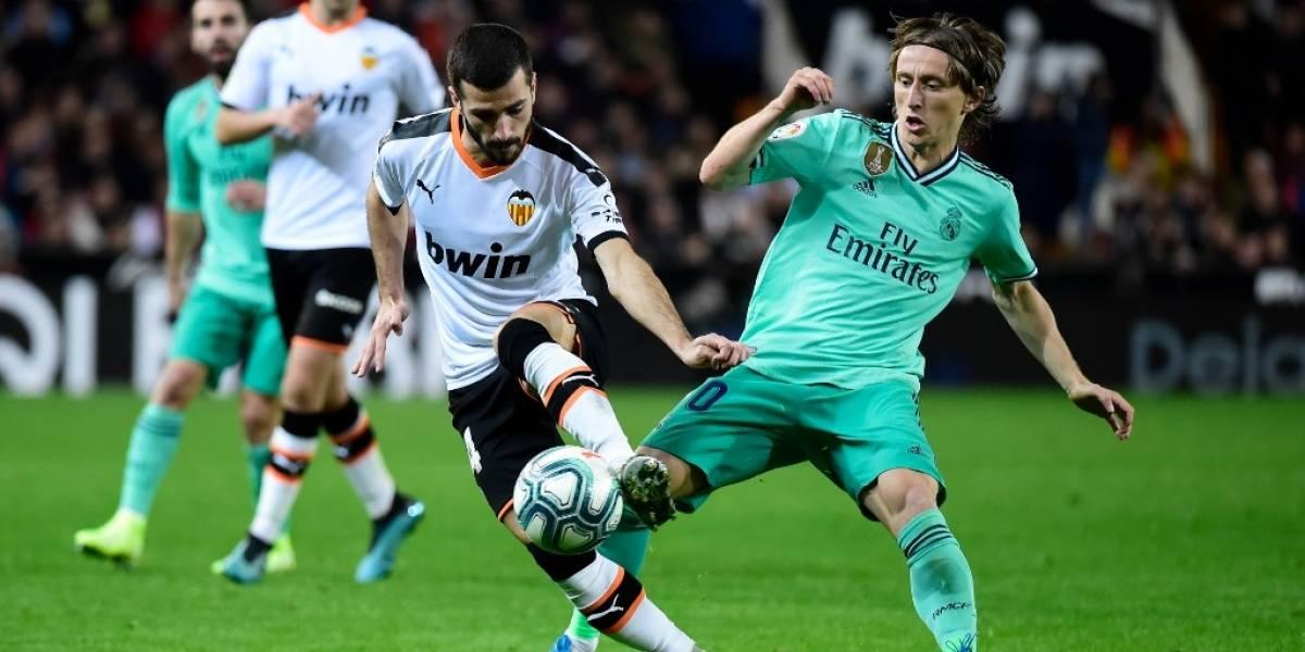 Valencia y Real Madrid se miden por la final de la Supercopa de España