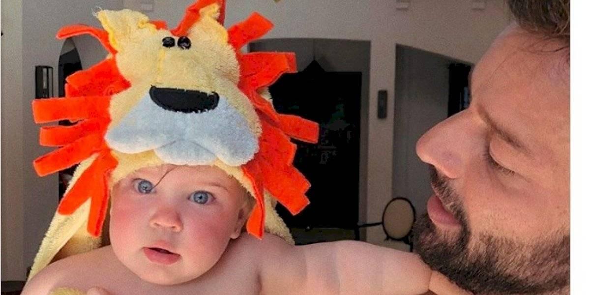Estos son los momentos más tiernos de Ricky Martin con su hija Lucía