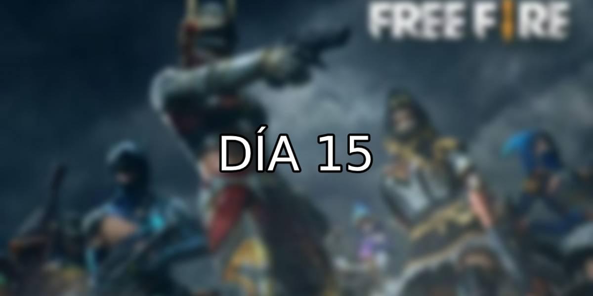 Free Fire: Te decimos donde encontrar el tesoro pirata del día 15