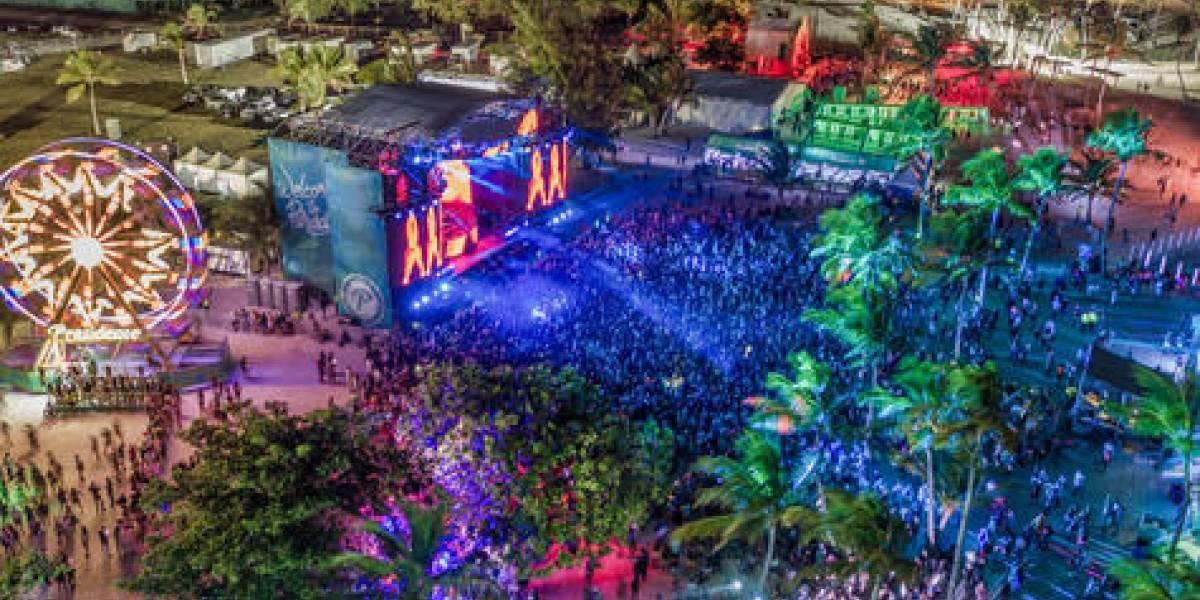 """Billboard resalta expansión logrado por """"The Paradise Festival"""" de Cap Cana"""