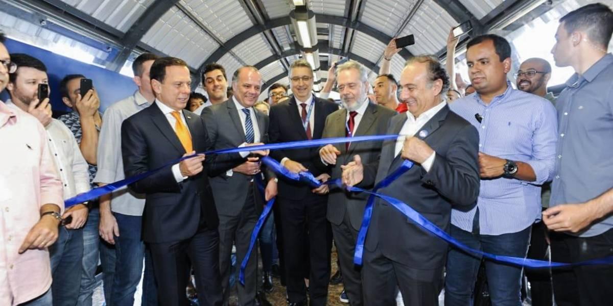 Doria anuncia retomada de projeto inicial da linha 15-Prata do Metrô até Cidade Tiradentes