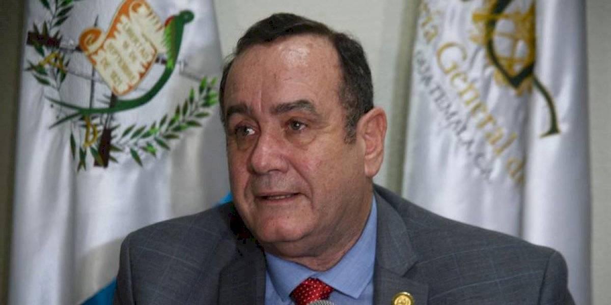 Así estará conformado el gabinete del gobierno de Alejandro Giammattei